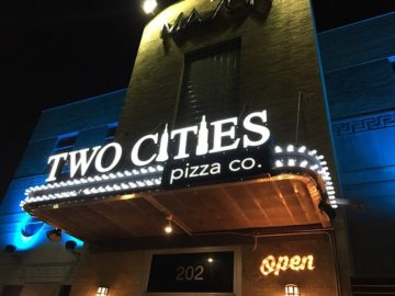 Two Cities Pizza